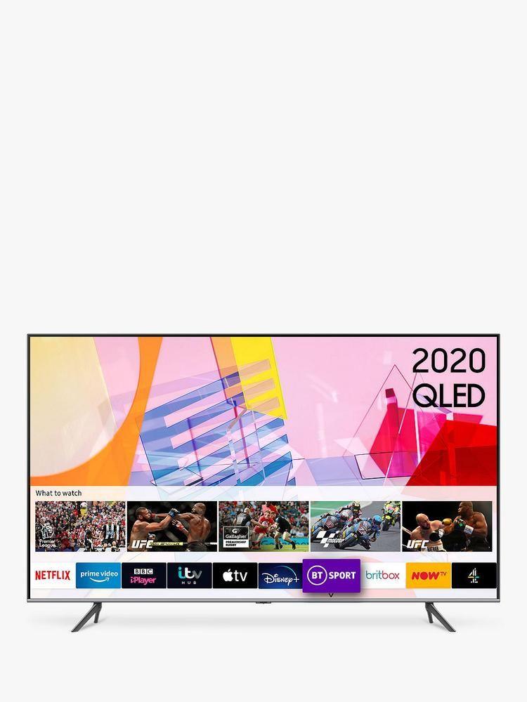 Telewizor Samsung QE65Q60TA 65 cali Smart TV