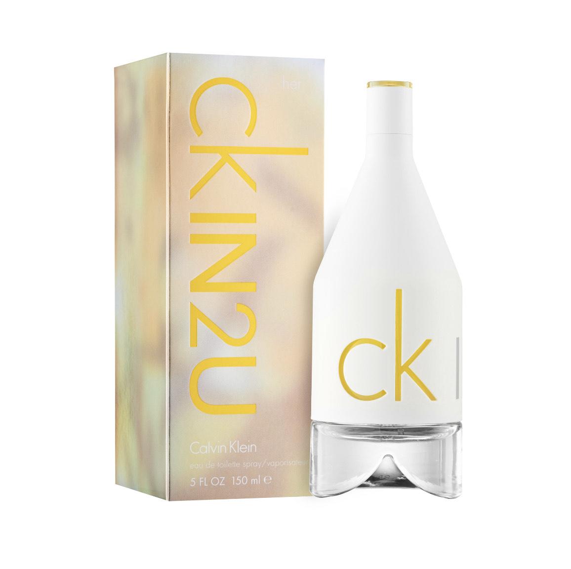 Woda toaletowa Calvin Klein In2U 150 ml EDT