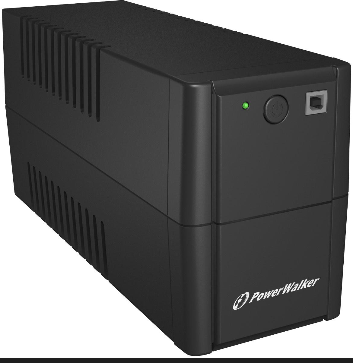Zasilacz awaryjny UPS PowerWalker VI 650 SH