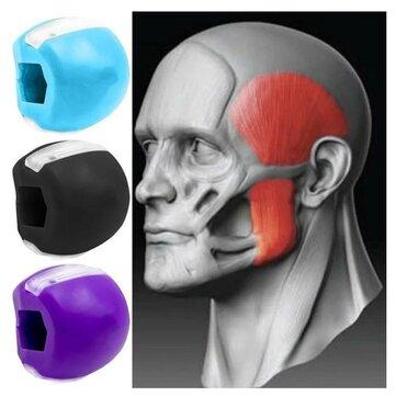 Urządzenie do ćwiczeń mięśni szczęki