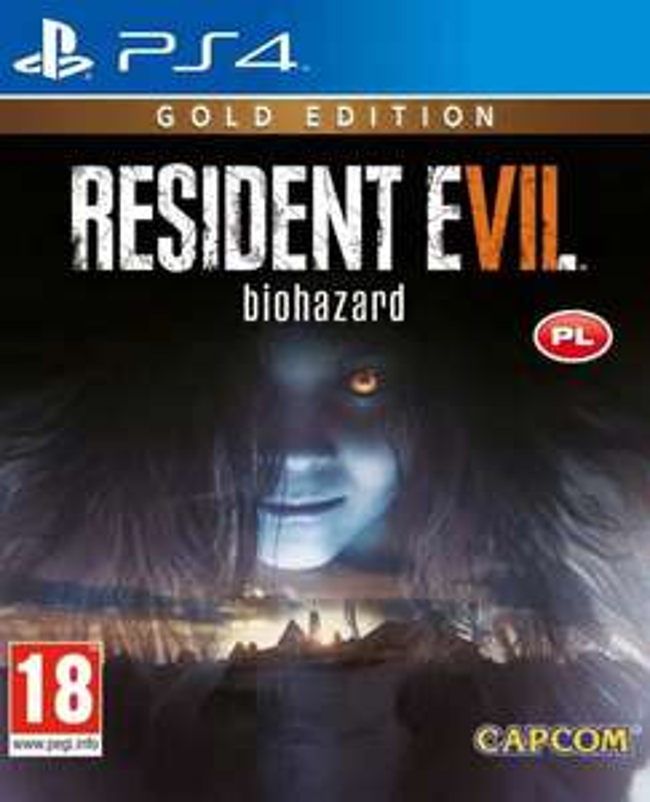 PS4 RESIDENT EVIL 7 BIOHAZARD GOLD EDITION | PL