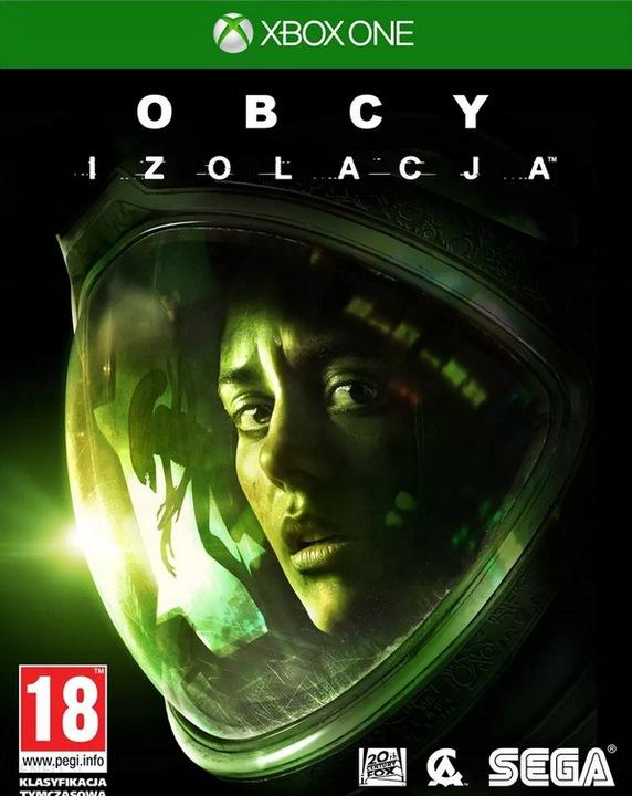 OBCY IZOLACJA / XBOX ONE / NOWA / PL