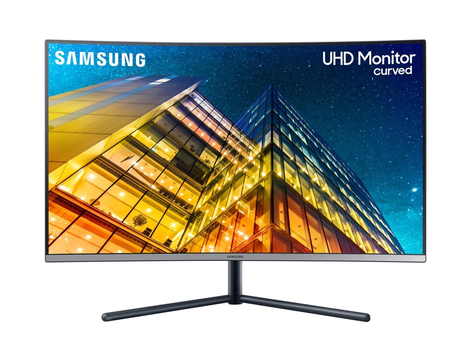 "Monitor Samsung LU32R590CWUXEN 31,5"" 4K Curved"