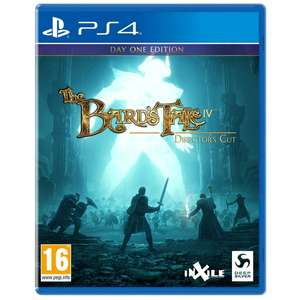 BARD'S TALE IV DAY ONE EDITION / PS4 / PL / NOWA