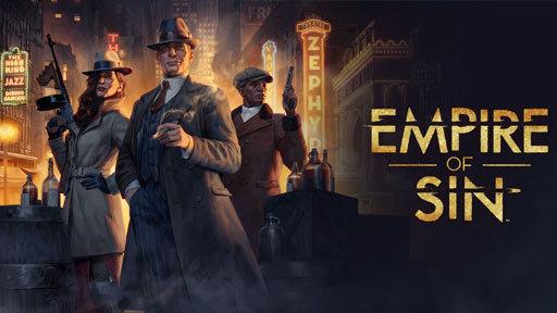 Empire of Sin PARADOX -19% $31.49