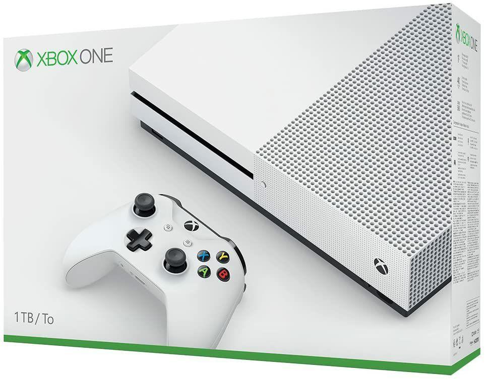 Xbox one s 1TB 181,52€