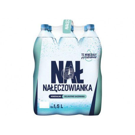 Woda Nałęczowianka 1,19 zł 1,5 L