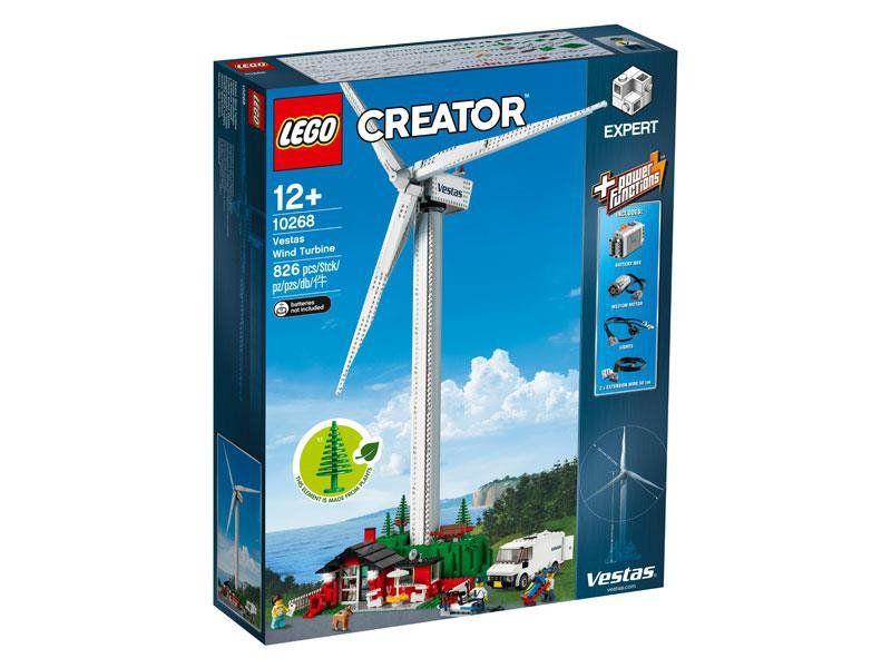 Lego 10268 elektrownia wiatrowa