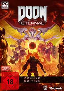 DOOM Eternal - Deluxe Edition na PC (wer. pudelkowa) 19,38€