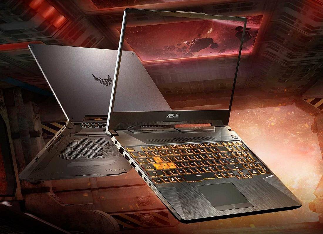 Laptop ASUS TUF Gaming R7-4800h, 16GB, 512GB SSD, GTX 1660Ti