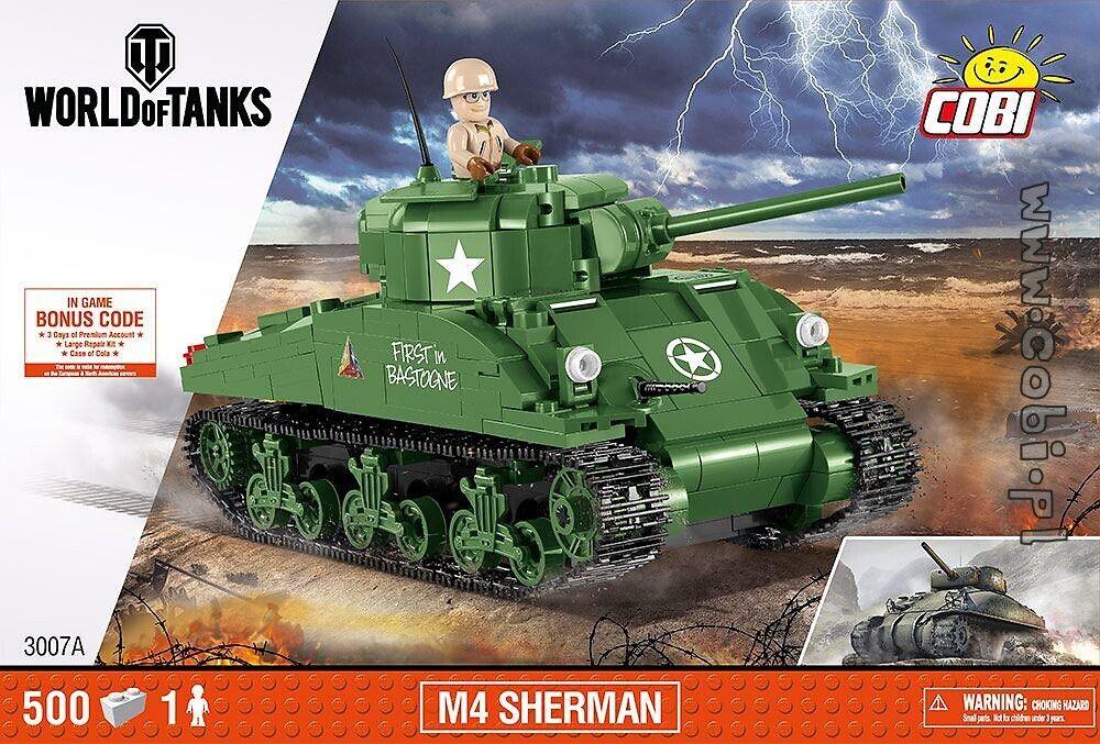 M4 Sherman Cobi 3007A