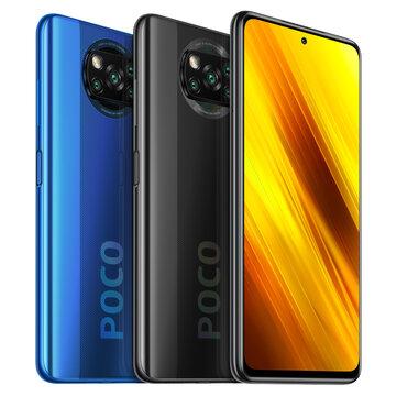 POCO X3 NFC 6/64GB - DOSTAWA EU