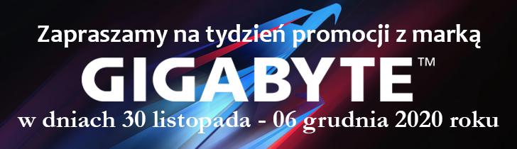 Tydzień z marką Gigabyte w Proline