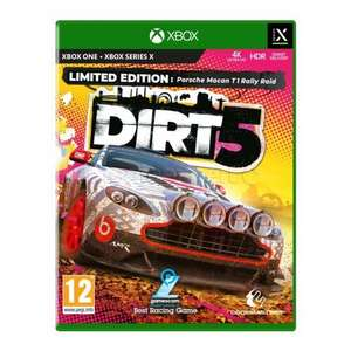 DiRT 5 - Edycja Limitowana Gra XBOX ONE i PS4/PS5 na mediaexpert