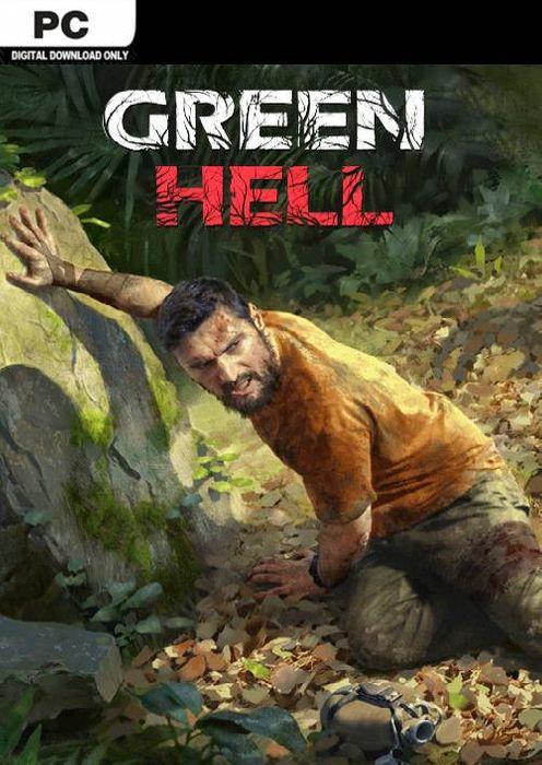 Green Hell PC na cdkeys.com