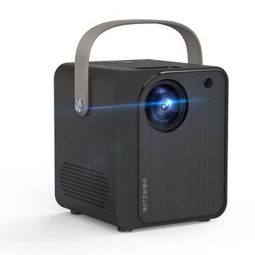 Mini projektor LED Blitzwolf BW-RP7 za $76.99 z Czech @ Banggood