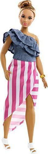 Barbie Fashionistas Modne przyjaciółki zestaw z kombinezonem