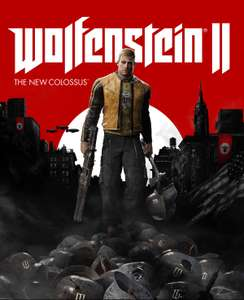 Gra PC Wolfenstein II: The New Colossus (bez VPN, 4,99Euro)