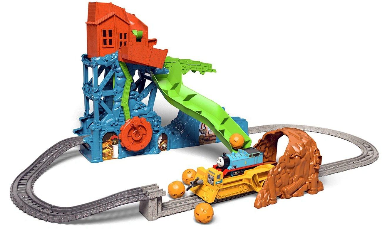 W promocji wybrane zabawki i gry, np. Fisher-Price Tomek i Przyjaciele Przygoda w jaskini