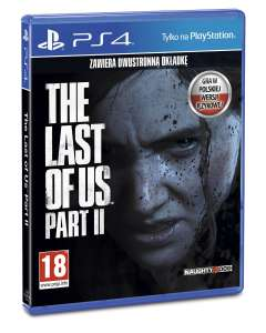 PS4 The Last of Us Part II - Edycja Day One