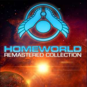 Homeworld Remastered Collection na PC