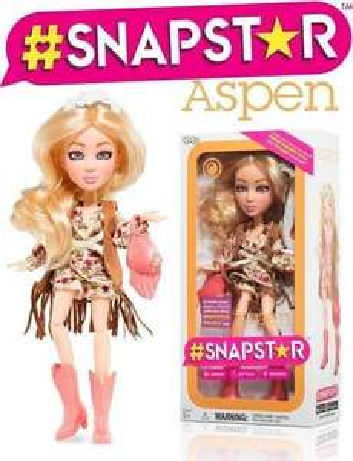 Tm Toys lalka #SnapStar Aspen