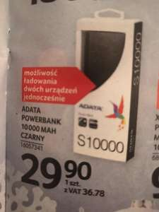 Powerbank ADATA S10000