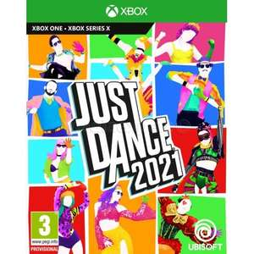 x-box one s / ps4 - gra Just Dance 2021 + koszulka Marvell GRATIS