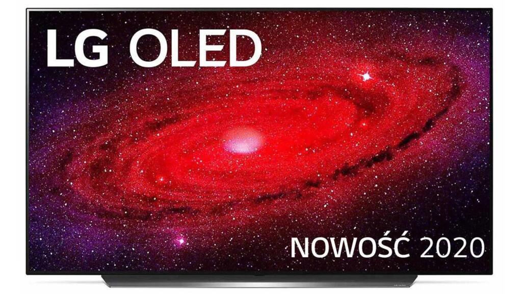 Telewizor LG OLED65CX3 + drugi przedmiot + cashback 132zł