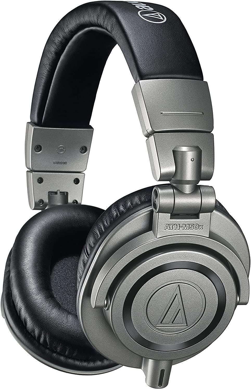 Słuchawki zamknięte ATH m50x kolor GM (99eur + 7 przesyłka)