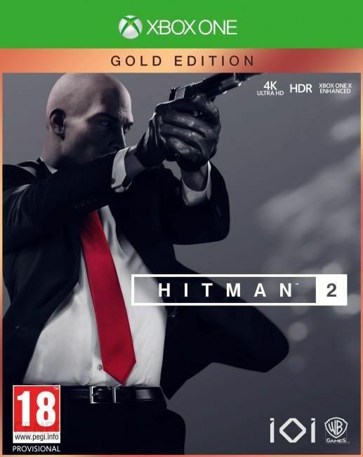 Hitman 2 Gold Edition (Xbox One & Series X|S) Ms store Brazylia