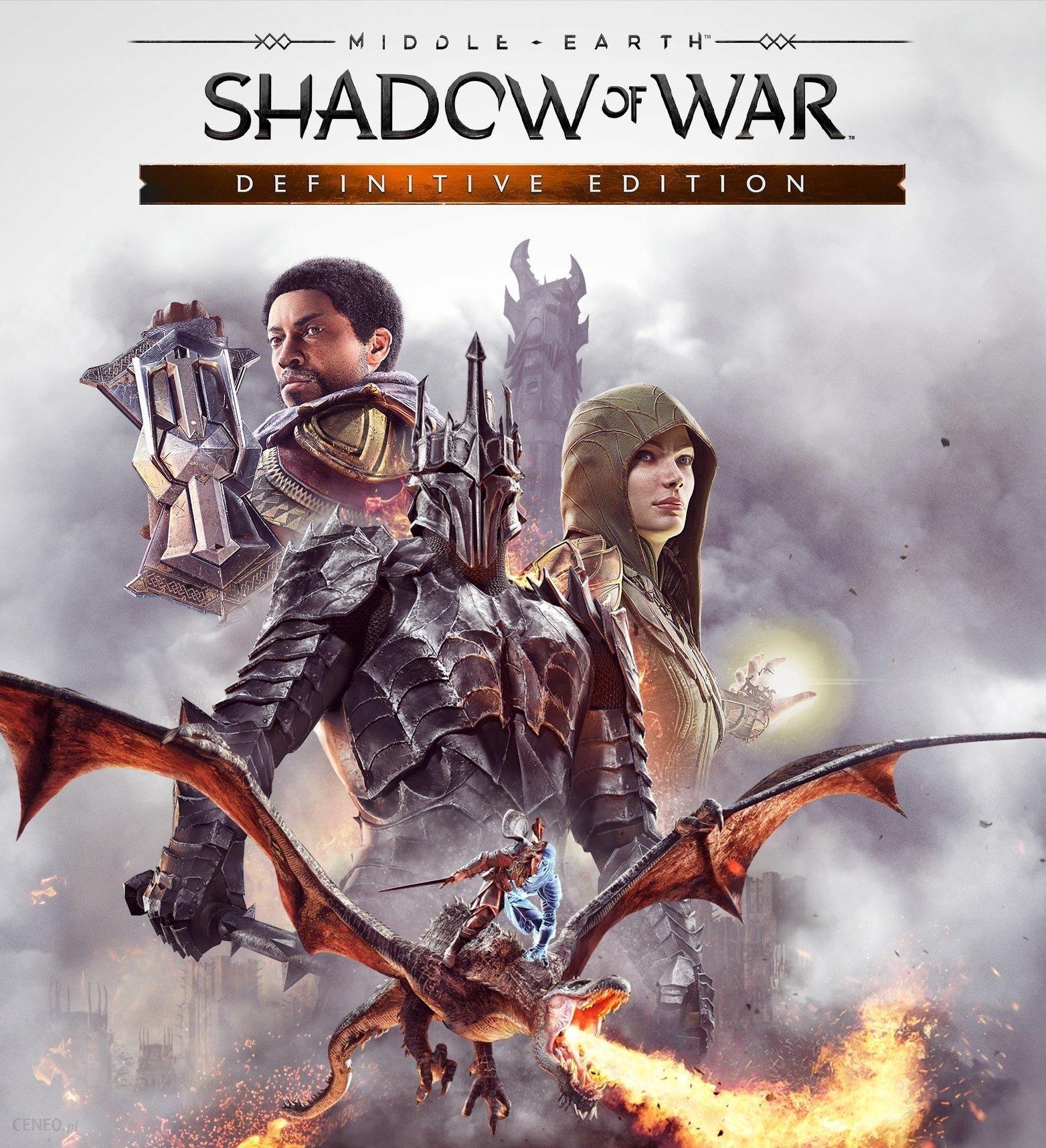 Śródziemie: Cień wojny Wersja Ostateczna (PC & Xbox One & Series X|S) Ms store Brazylia