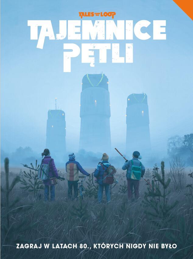 RPG Tajemnice pętli: Podręcznik główny