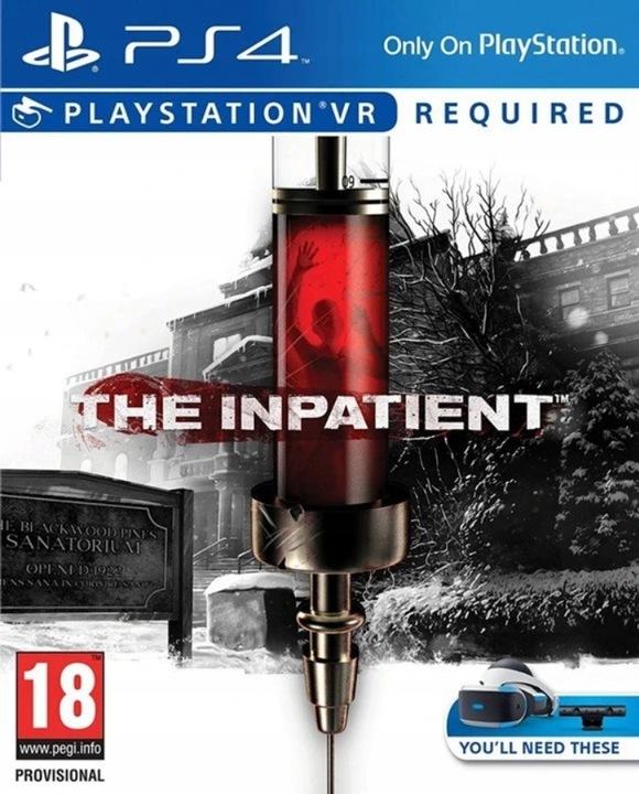 PS4 INPATIENT VR