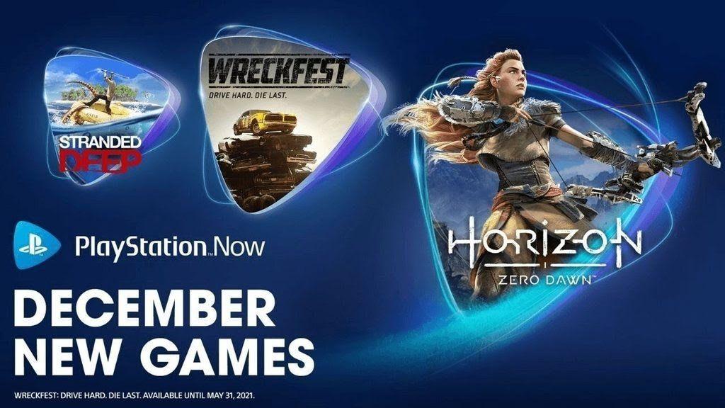 PlayStation Now Grudzień 2020 - Horizon Zero Dawn, The Surge 2, Darksiders 3 i inne. PS4