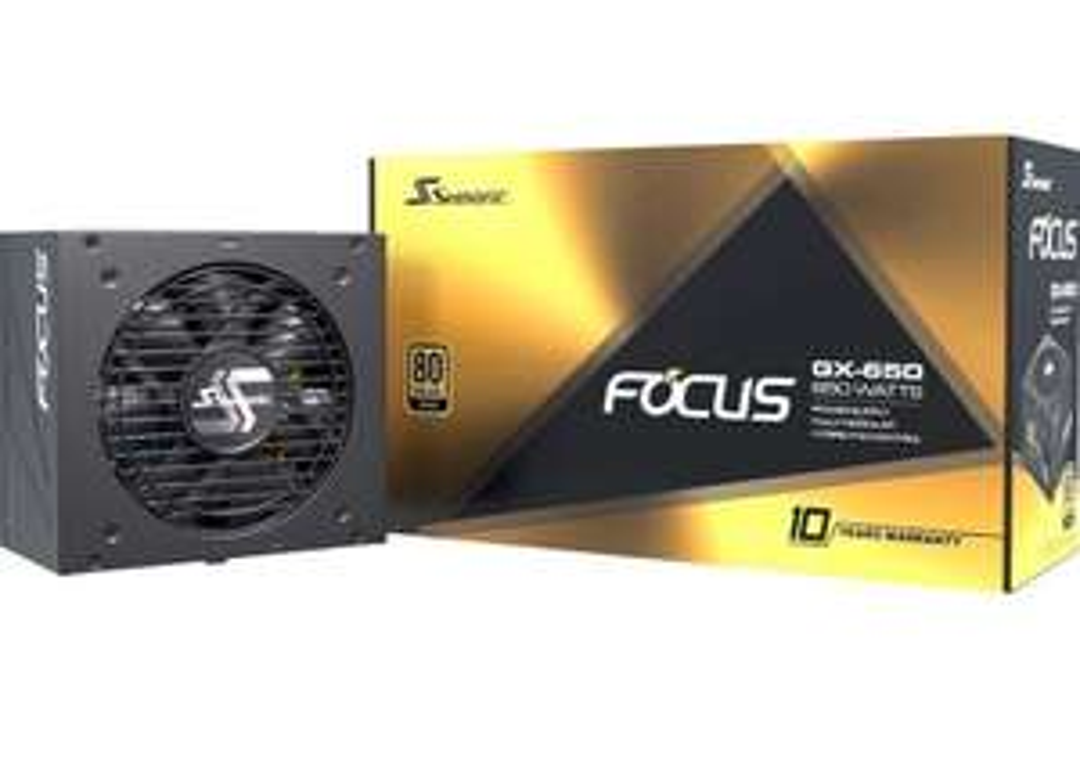 Seasonic Focus GX 650W