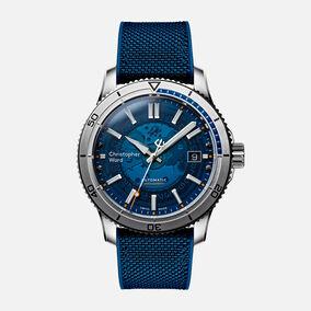 Zegarki Christopher Ward w obniżonej cenie o 120€ (535zł)(min. zamówienie: 600€)