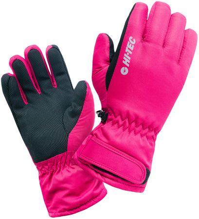 HI-TEC rękawice narciarskie Lady Galena Sangria