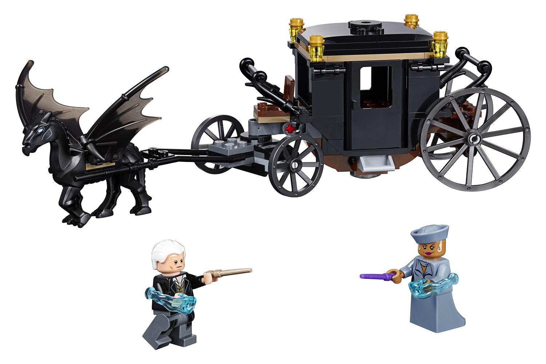 Lego Harry Potter Ucieczka Grindelwalda, 75951