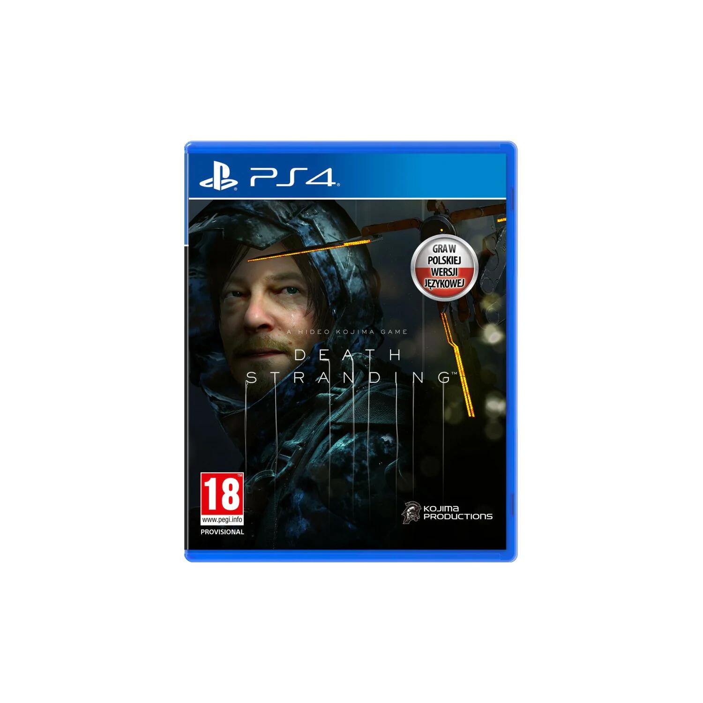 Fabrycznie NOWA! Death Stranding PS4 Media Markt. Dostawa! Najniższa cena na rynku.