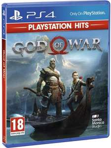 GOD OF WAR PS4 PL NOWA HIT + GRATIS