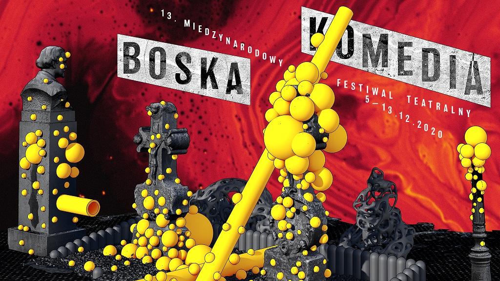 Festiwal teatralny boska komedia 23 spektakle, w tym 8 premier PLAY KRAKÓW