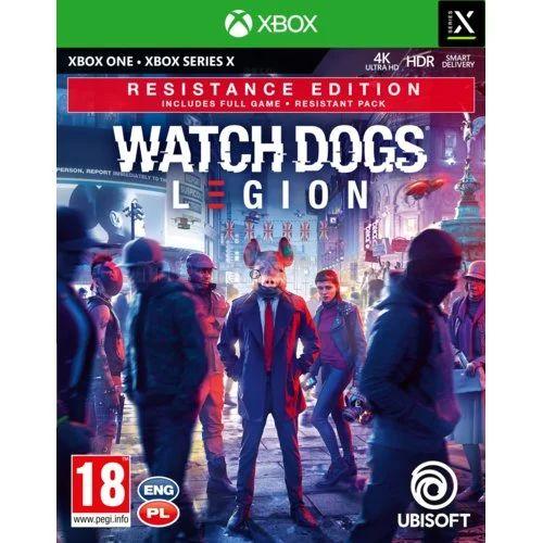 Kup Watch Dogs Legion Resistance Edition na PlayStation 4 lub Xbox One i odbierz koszulkę oraz brelok za darmo w Media Expert