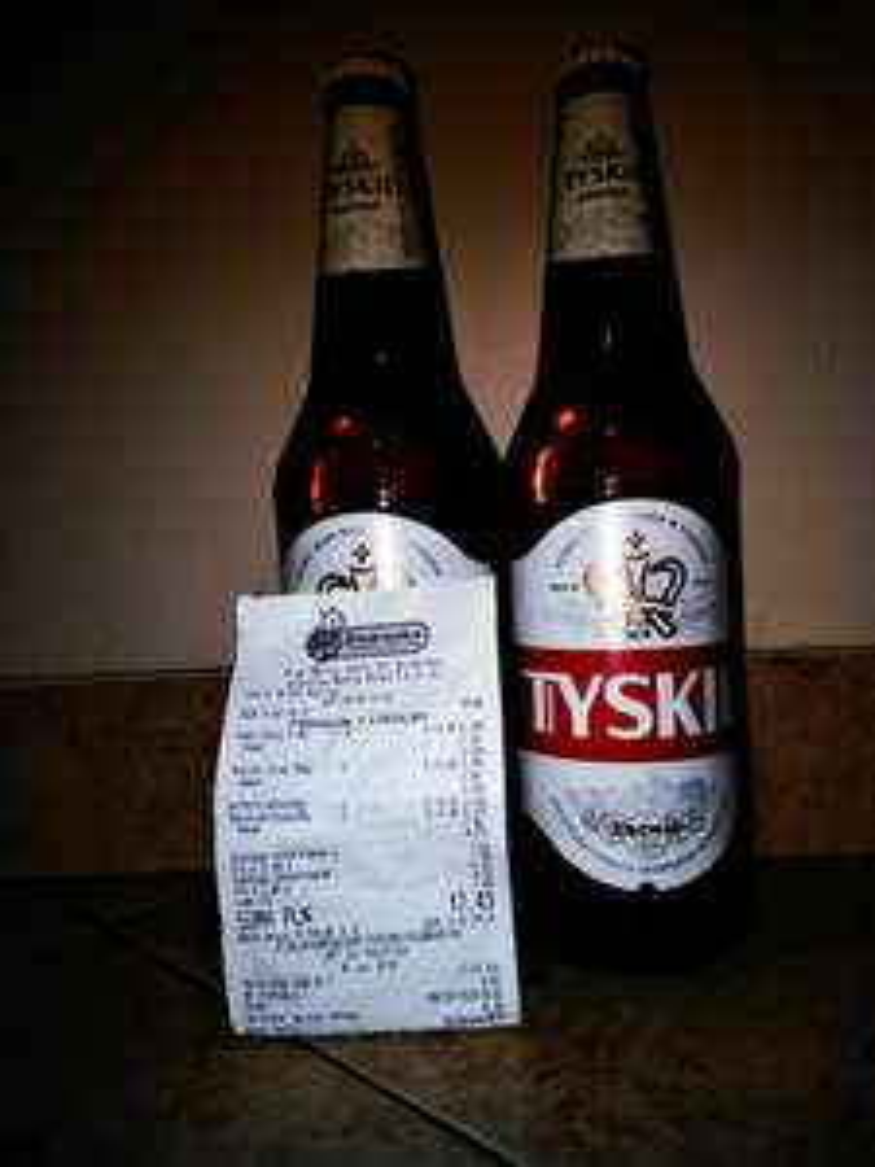 Piwo Tyskie Gronie 0,65l przy zakupie 2 butelek Biedronka