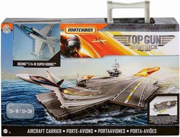Matchbox Lotniskowiec Top Gun Maverick w Empiku