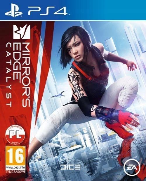 PS4 Mirrors Edge Catalyst - Nowa zafoliowana