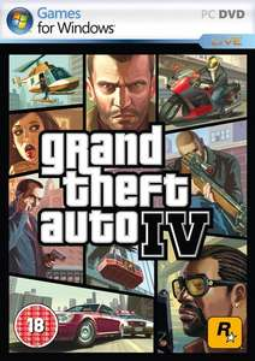 Grand Theft Auto IV / GTA IV Complete Edition na Rockstar Launcher za 26 złotych
