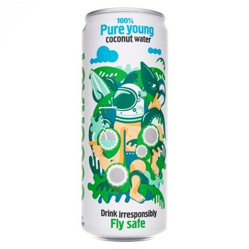 Woda kokosowa Pure young coconut water