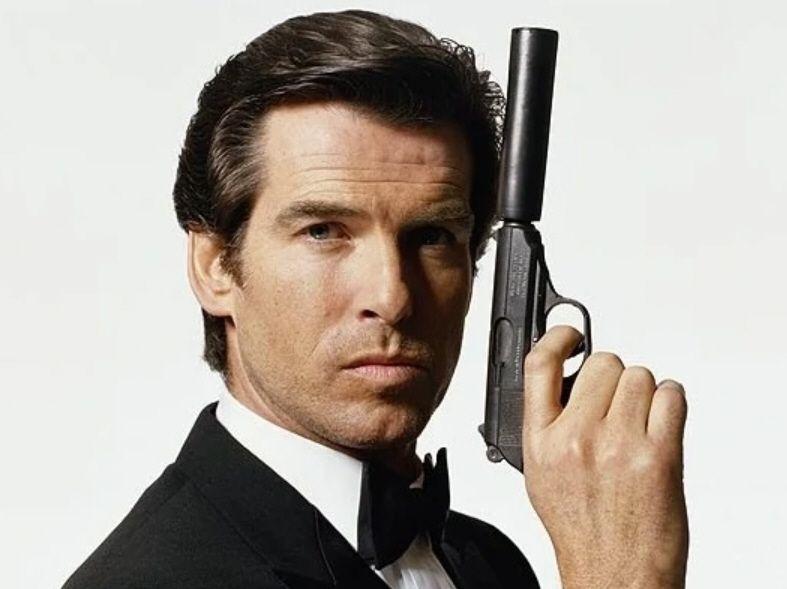 20 filmów James Bond za darmo na YouTube.
