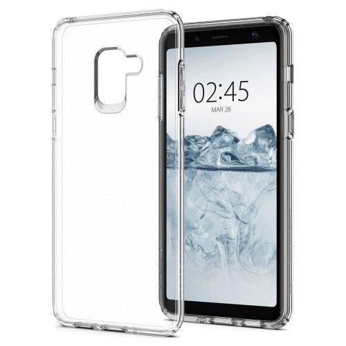 Etui Spigen Liquid Crystal Samsung Galaxy A8 (2018)